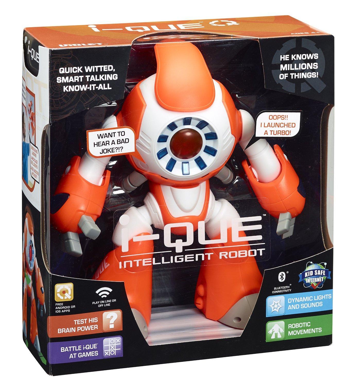 Robot Interactif i-Que