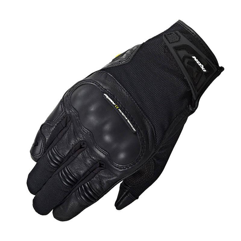 Gants de moto été en textile / cuir Ixon Rs Grip 2 - Taille au choix