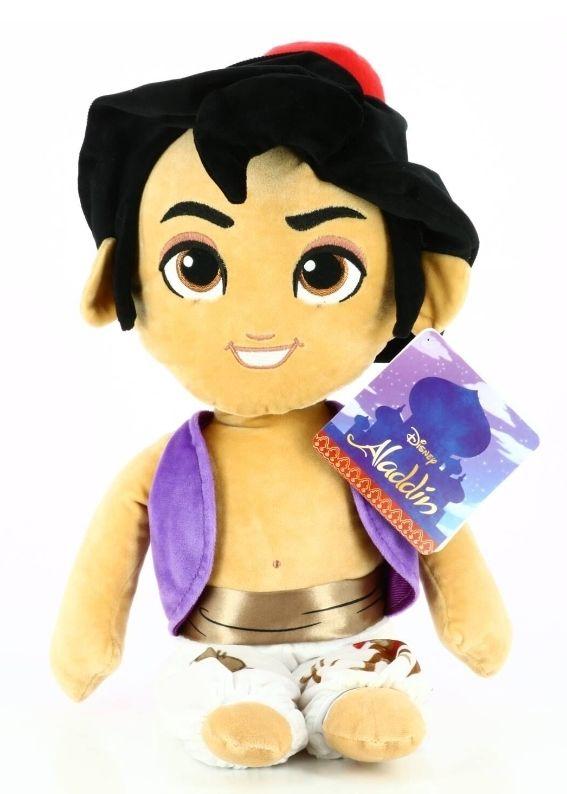 Peluche Disney - Aladdin - 50cm (Autres modèles disponibles)