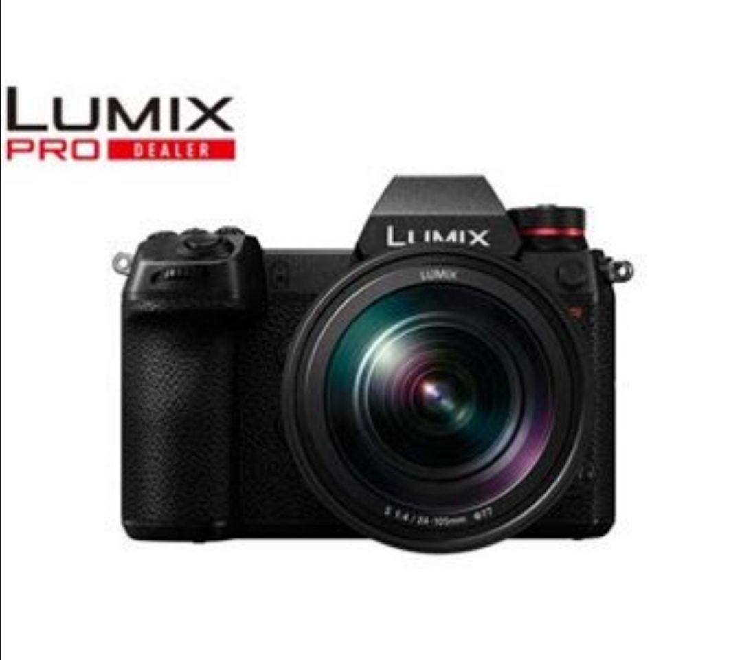 Appareil photo Panasonic Lumix S1R + Objectif Lumix S 24-105 F/4.0 (+220€ sur Compte Fidélité)