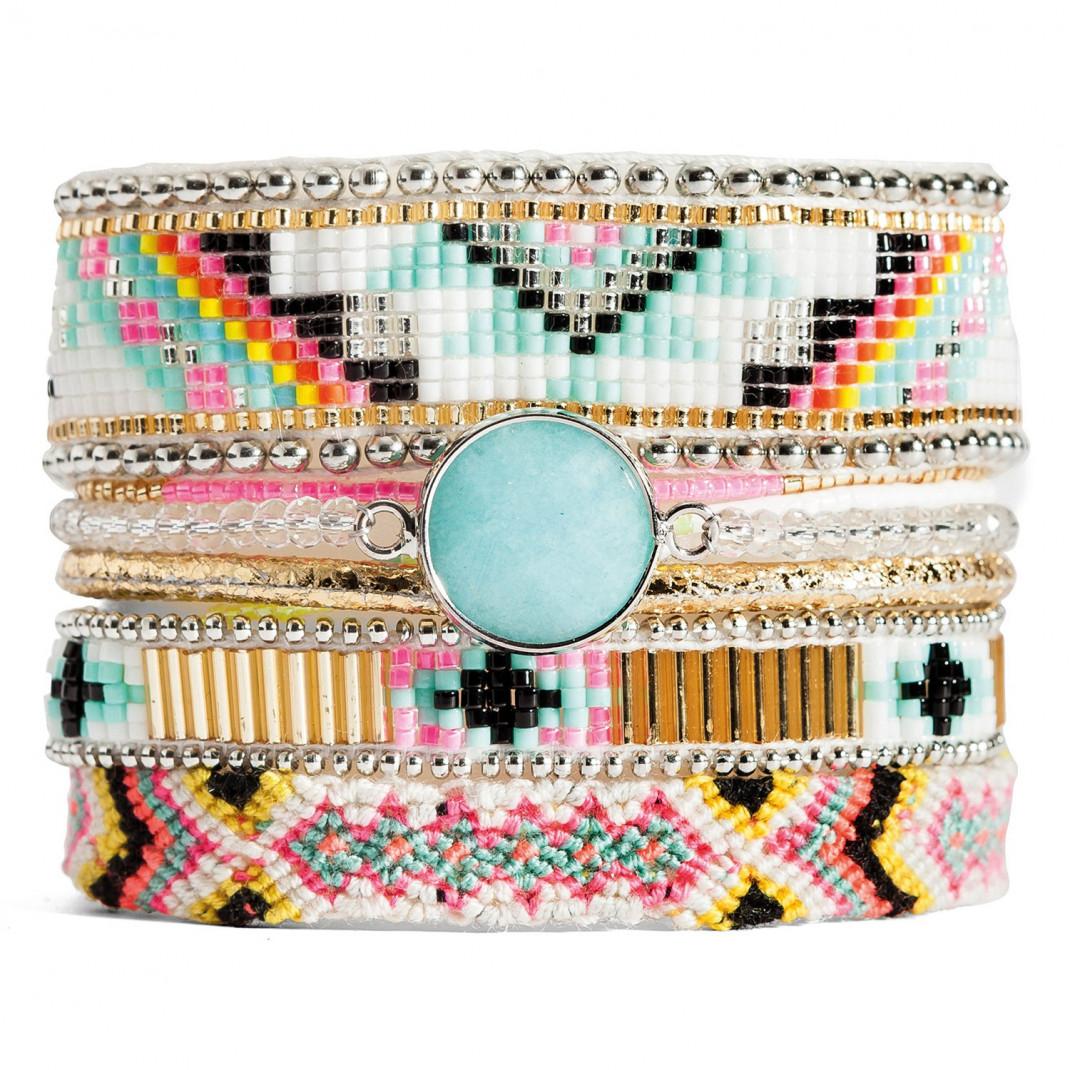 Sélection d'articles en promotion - Ex : Bracelet manchette Cardamine