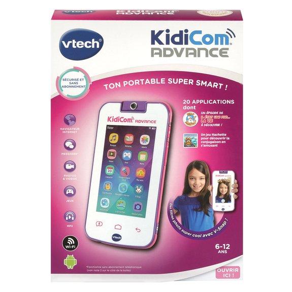 Téléphone pour enfant évolutif Kidicom ADVANCE (Via ODR 10€)