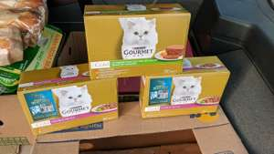 Lot de 3 packs de 12x85g de Gourmet Gold pour chat - Altkirch (68)