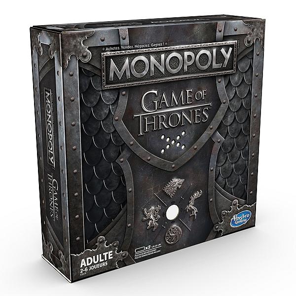 Jeu de société Monopoly Game Of Thrones - Edition Collector
