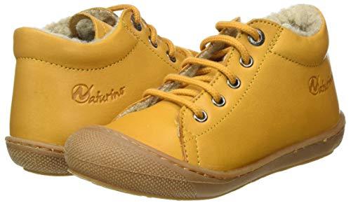 Chaussures bébé Naturino Cocoon fourré - Du 21 au 26