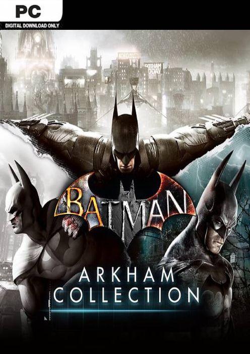 Batman: Arkham Collection : 3 jeux, sur PC (Dématérialisé - Steam)