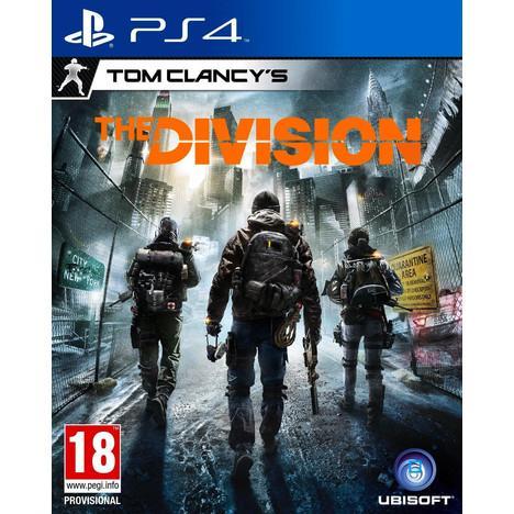 The Division  sur PS4, Xbox One et PC
