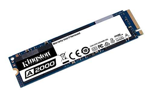 SSD interne M.2 Kingston SSDNow A2000 - 500 Go