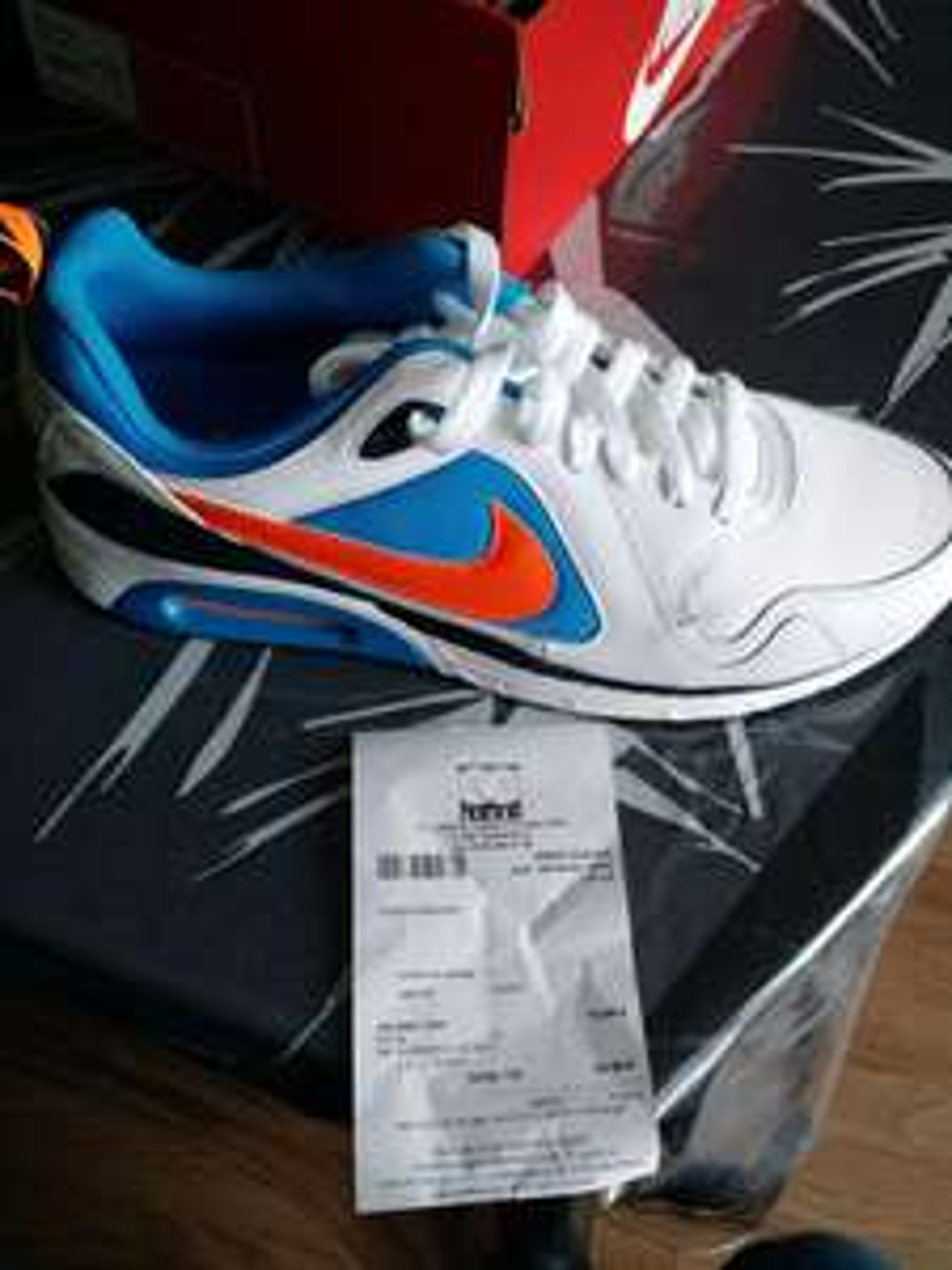 Chaussures Nike Air Max Trax (Taille 41 à 46)