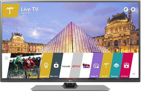 """TV 42"""" LG 42LF652V - LED, Full HD, Smart TV, 900Hz, 3D passive, Wifi"""