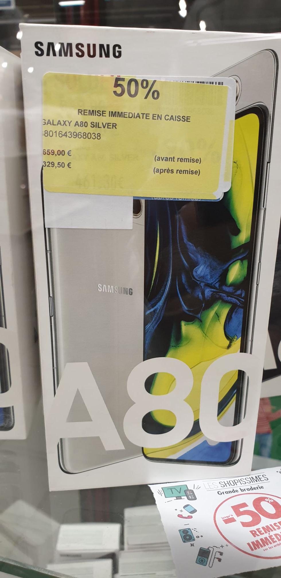 "Smartphone 6.7"" Samsung Galaxy A80 - Troyes (10)"