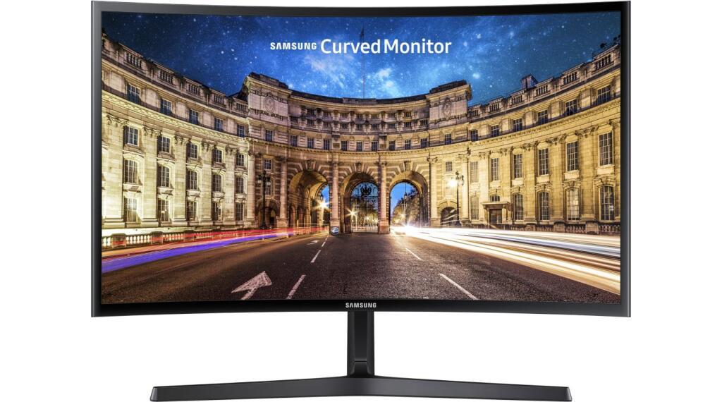"Ecran PC Incurvé 27"" Samsung C27F396 - FHD, LED, Dalle VA, FreeSync"