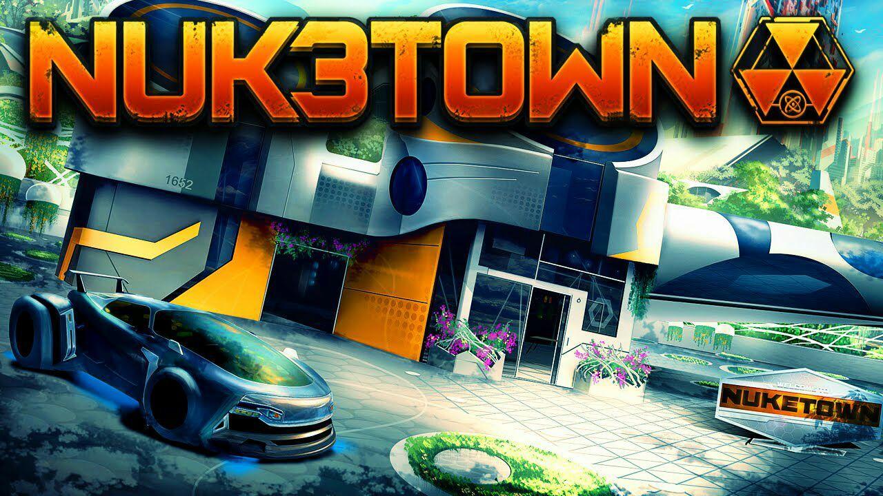 Map Nuketown (DLC) pour Call of Duty : Black Ops 3 sur PS4 / Xbox One / PC gratuit
