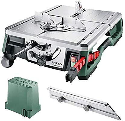 Scie sur Table Bosch NanoBlade AdvancedTableCut (0603B12000) - 550W
