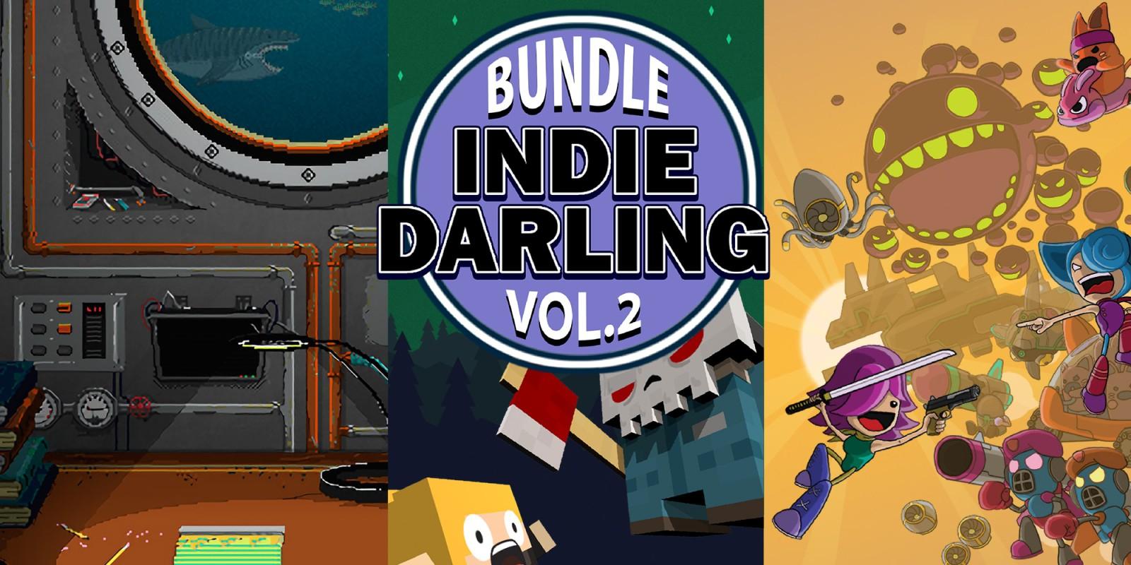 Indie Darling Bundle Vol 2 sur Nintendo Switch (Dématérialisé)