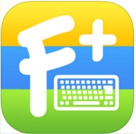 Application Color Fonts Keyboard Pro gratuite sur iOS (au lieu de 3.99€)