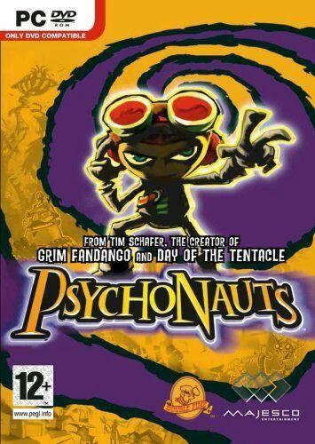 Jeu Psychonauts sur PC (Dématérialisé)
