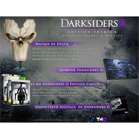 Darksiders 2 Edition Premium PS3