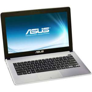 Pc portable Aasus F301A-RX230H Blanc