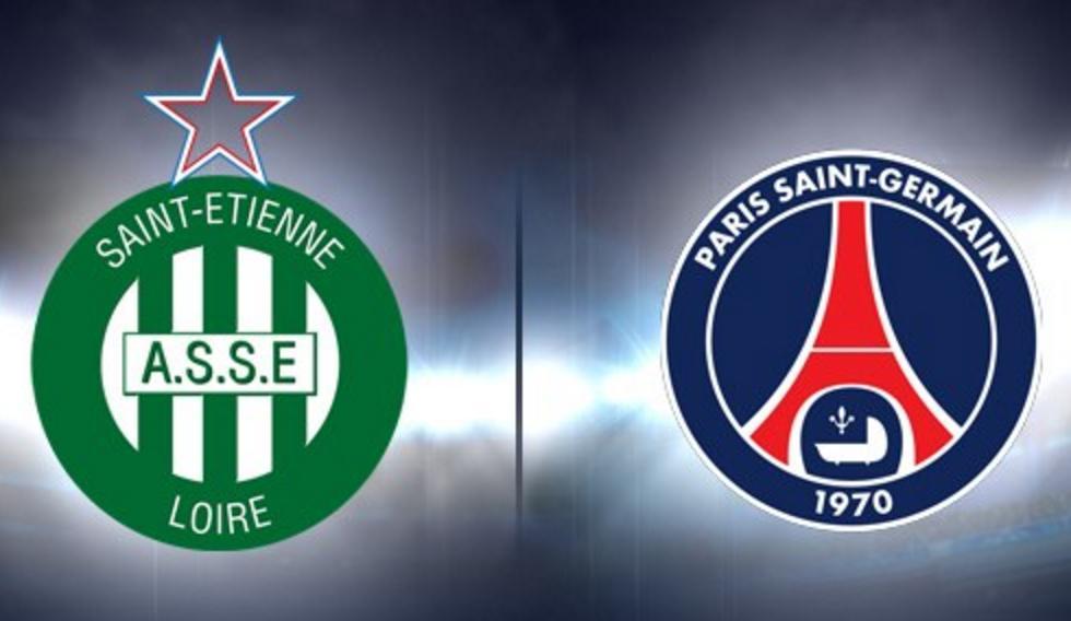 Billets pour le Match ASSE - PSG du 2 Mars 2016 au Stade Geoffroy-Guichard