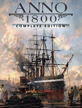 Anno 1800 - Édition Complète sur PC (Dématérialisé - Uplay)
