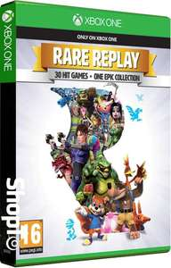 Rare Replay Collection sur Xbox One