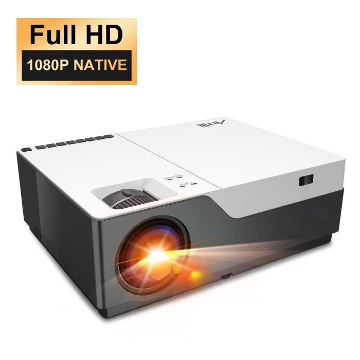 Vidéoprojecteur Artlii Stone1 - Full HD 1080p, LED (Vendeur tiers)