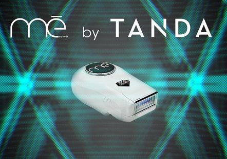 Epilateur à lumière pulsée Tanda