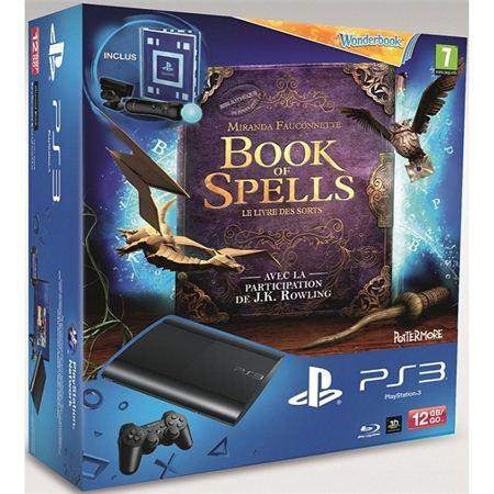 Sélection de packs Console Sony PS3 12 go + Jeu (+ PS Move pour certains packs)