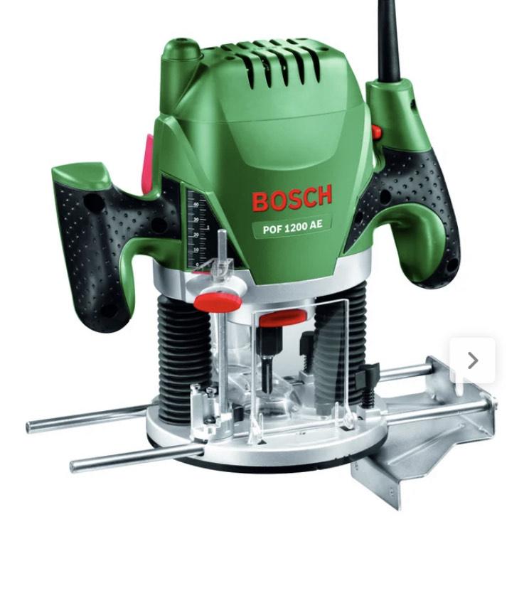 Défonceuse Bosch 1200 AE - 1200W