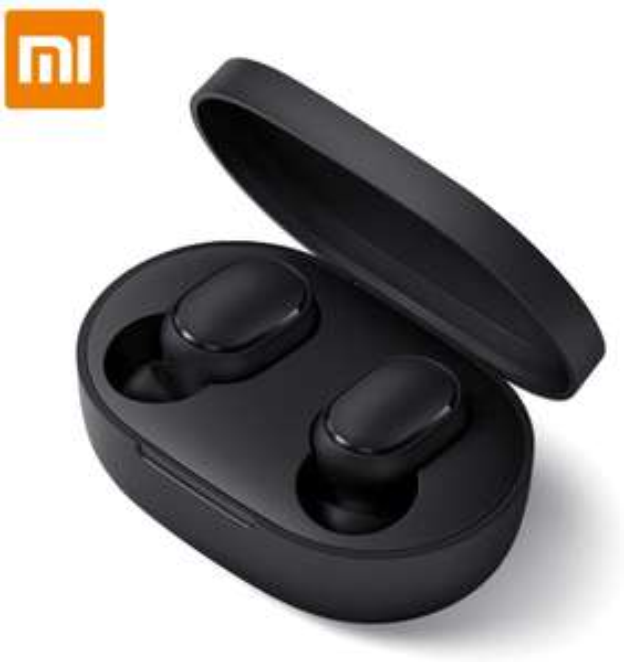 Écouteurs sans fil Xiaomi Redmi Airdots 2 - Bluetooth 5.0, Compatible Google Assistant & Siri
