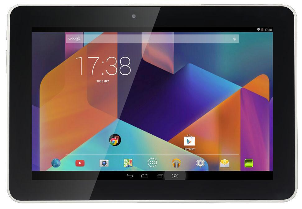 """Tablette 10.1"""" HD Hannspad T74W - Blanche"""