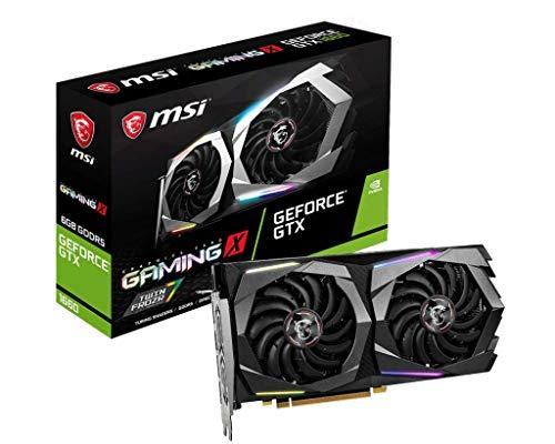 Carte graphique MSI GeForce GTX 1660 Gaming X - 6Go (Vendeur tiers)