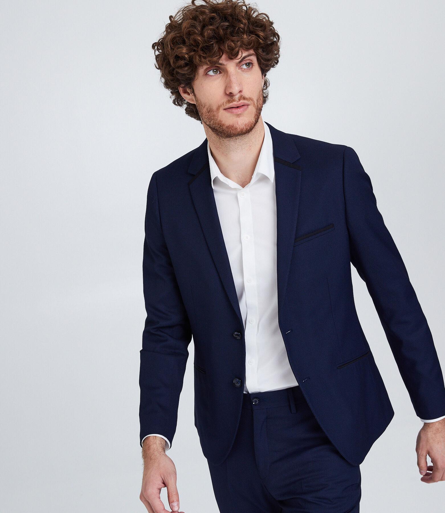 Veste de Costume + Pantalon Coupe Slim