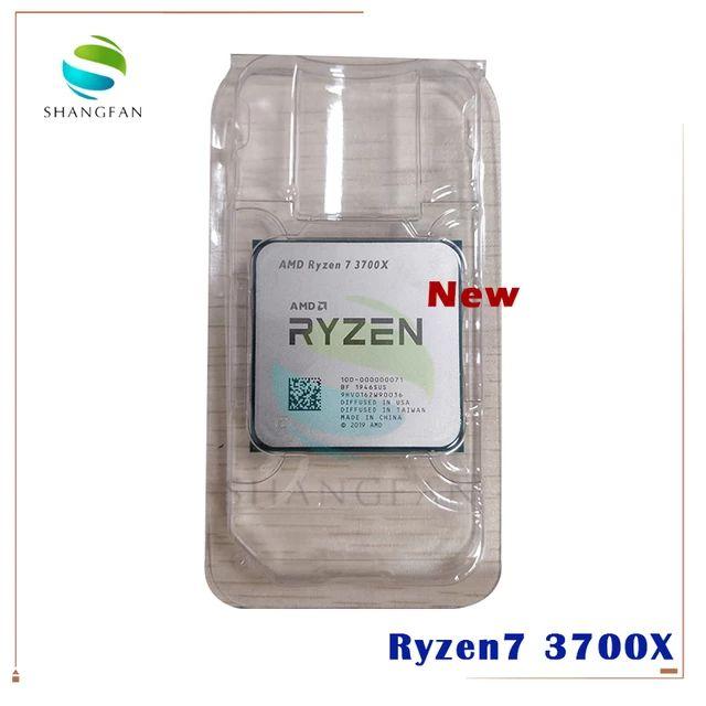 Processeur AMD Ryzen 7 3700X- 3.6GHz (228.67 avec le code 11RAPIDE28)