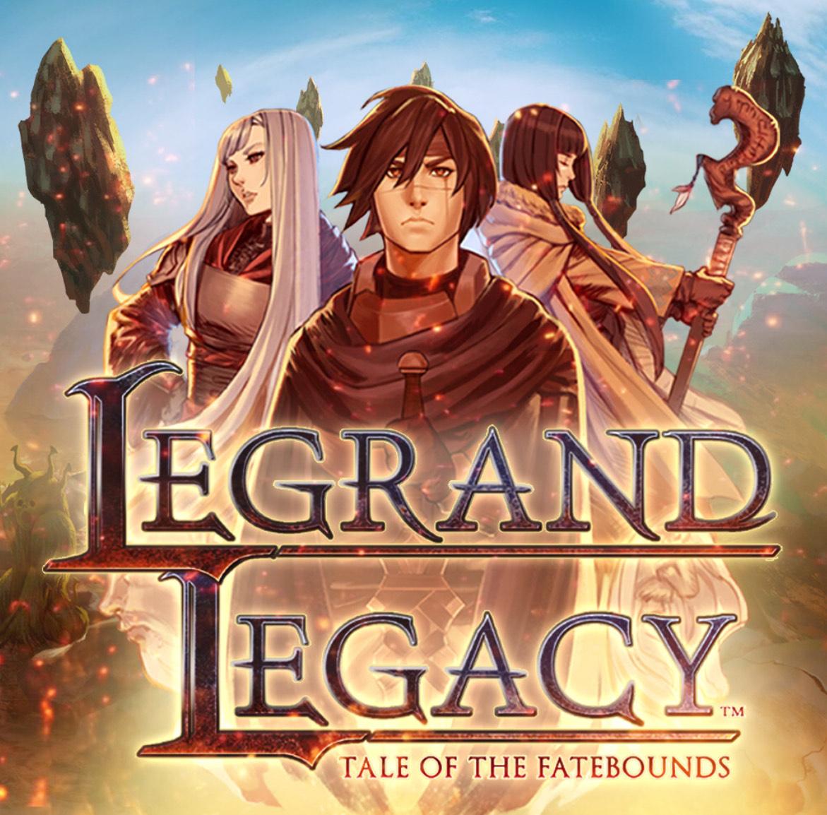 Legrand Legacy: Tale of the Fatebounds sur Nintendo Switch (Dématérialisé)