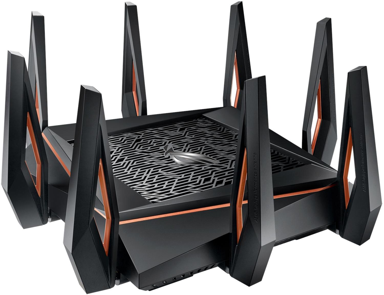 Routeur Wi-Fi Asus ROG Rapture GT-AX11000 - triple-bande, 11000 Mbps (via ODR de 80€)