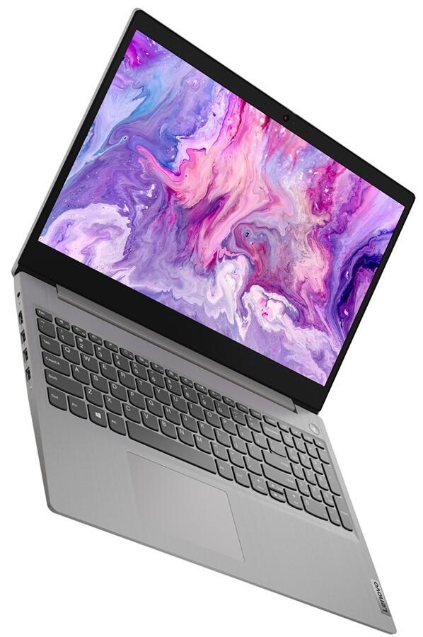 "PC portable 15.6"" full HD Lenovo IdeaPad 3 15ADA05 - Ryzen 7-3700U, RX Vega 10, 8 Go de RAM, 1 To + 128 Go en SSD, Windows 10 (+40€ offerts)"