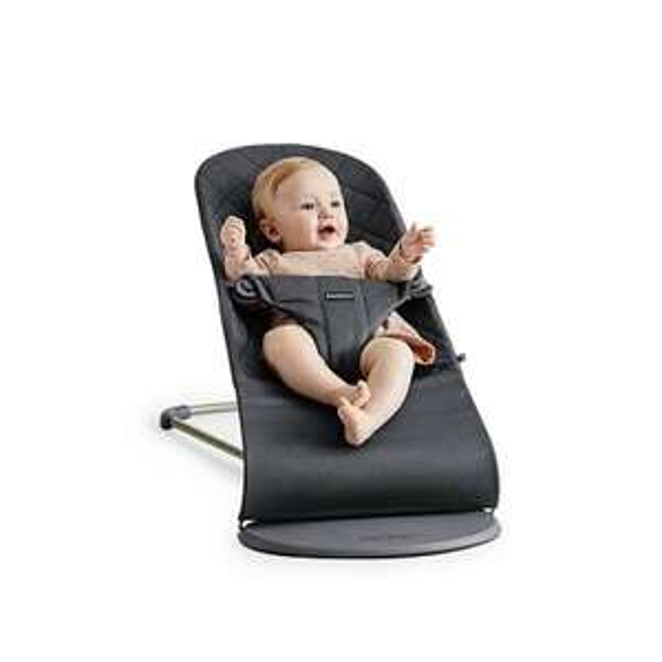 Sélection de produits Babybjorn en promo - Ex : Transat Bliss Coton Noir