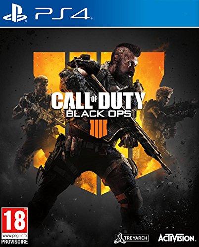 Jeu Call of Duty: Black Ops 4 + Calling Card