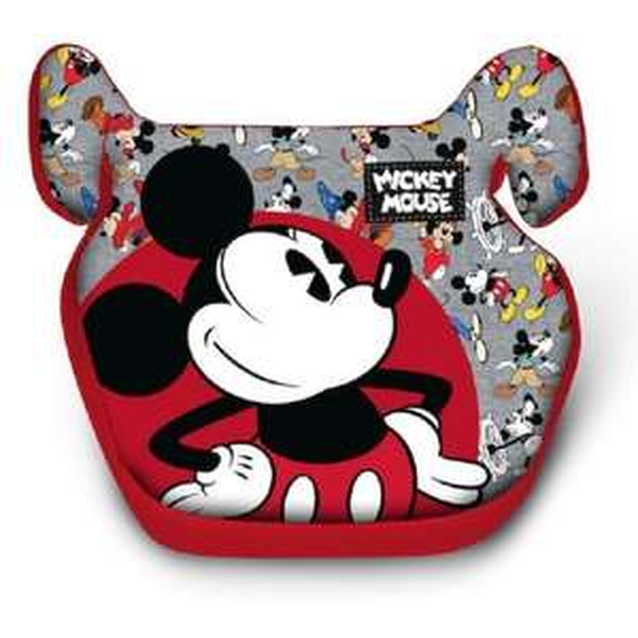 Rehausseur auto Mickey - 15-36 kilos