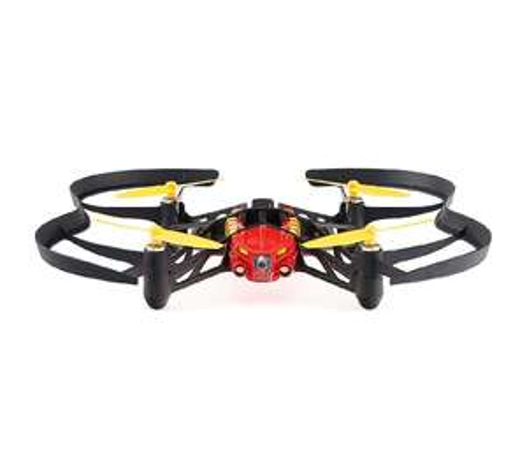 MiniDrone Quadricoptère Parrot Airborne Night Blaze - Rouge (Vendeur tiers)