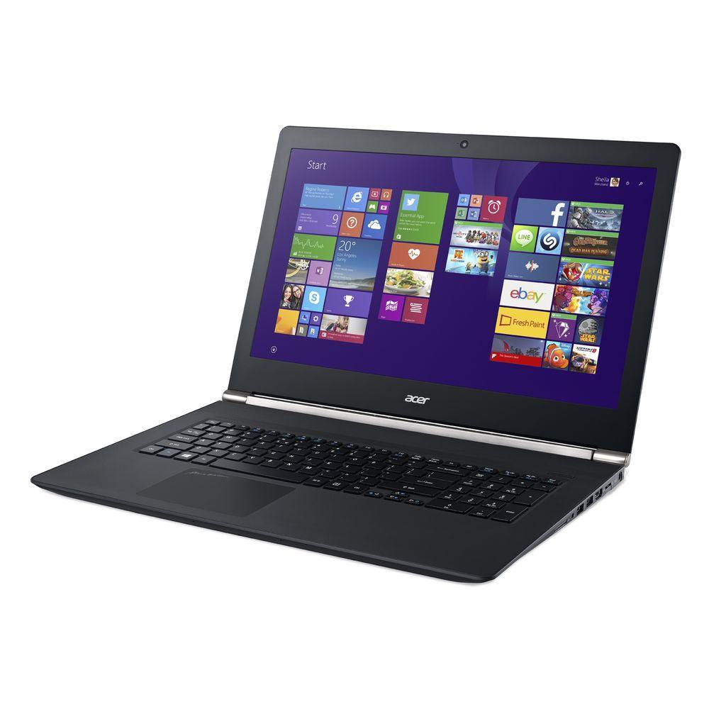 "PC Portable 17.3"" Acer Aspire V Nitro VN7-791G-7026 Black Edition - Full HD, Intel Core i7-4720HQ, RAM 8 Go, HDD 1 To, GT 940M (ODR de 100€)"