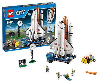 20% de réduction sur Lego City - Ex : Lego City 60080 Centre Spatial