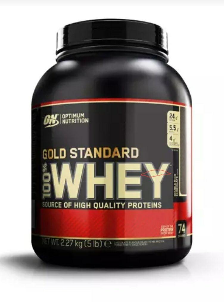 Pot de protéines Whey Gold Standard - 2.2kg