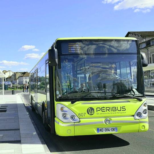 Circulation gratuite sur le réseau de Bus - Sarlat-la-Canéda (24)