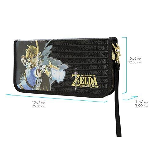 Sacoche de rangement PDP The Legend of Zelda Breath of the Wild pour Nintendo Switch