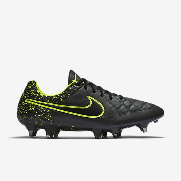 Chaussures de foot Nike Tiempo Legend V SG-Pro (Vissés)