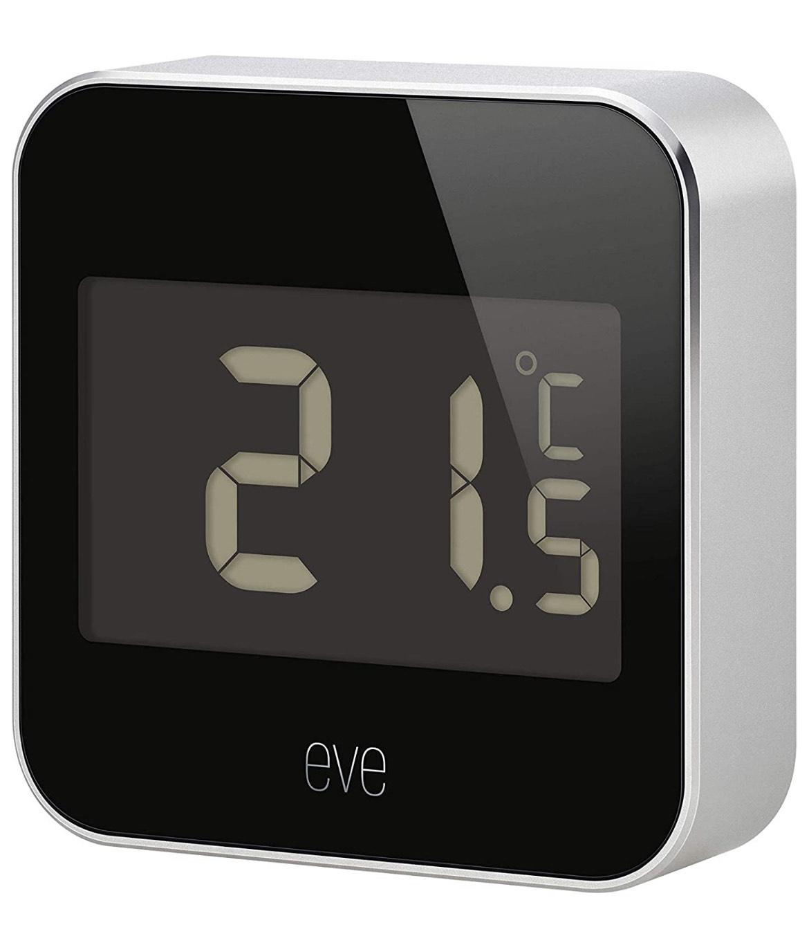 Capteur de température / humidité compatible Apple Home Kit Elgato Eve Degree