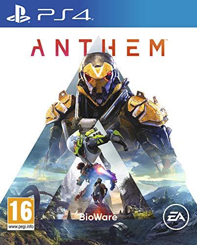 Jeu Anthem sur PS4 (Vendeur Tiers)